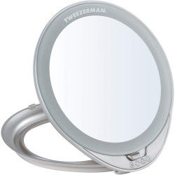Magnifying Mirror with LED...